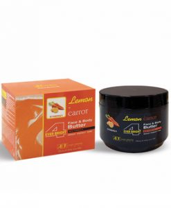 A3 Lemon Carrot Face and Body Butter
