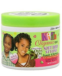Africa Best Kids' Organics Soft Hold Styling Pomade & Hair Dress