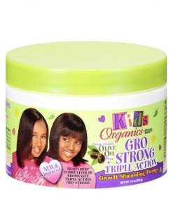 Africa's Best Kids' Organics Gro Strong Triple Action