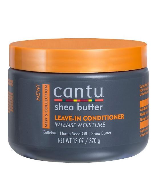 Cantu Men Shea Butter Leave-in Conditioner