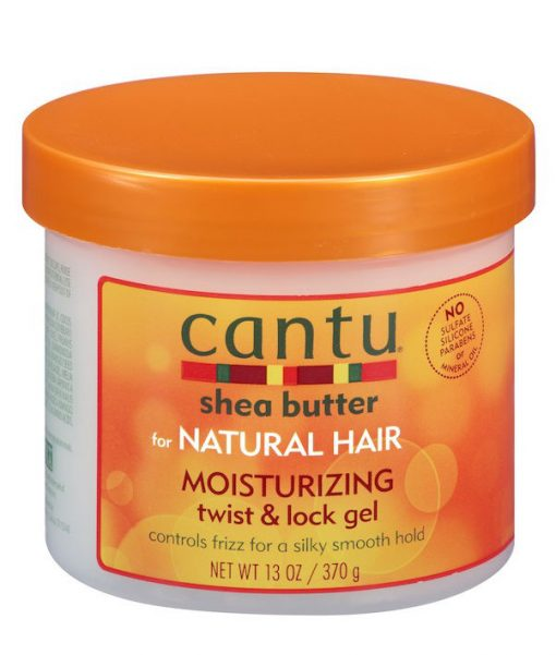 Cantu Shea Butter for Natural Hair Moisturizing Twist and Lock Gel