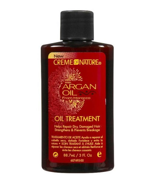 Creme of Nature Argan Oil Treatment for Hair