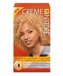 Creme of Nature Exotic Shine Color - Ginger Blonde