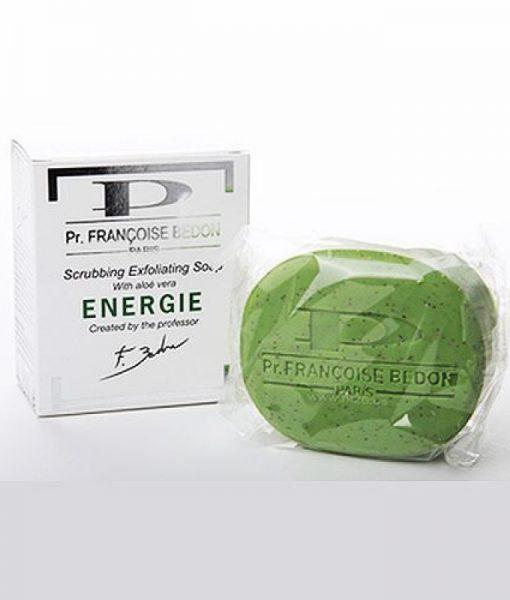 Pr. Francoise Bedon Scrub Exfoliating Soap - Energie