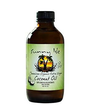 Sunny Isle - Jamaican Organic Extra Virgin Coconut Oil