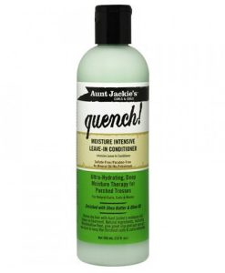 Aunt Jackie's Quench Moisture Intensive Leave-In Conditioner