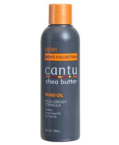 Cantu Men Shea Butter Beard Oil