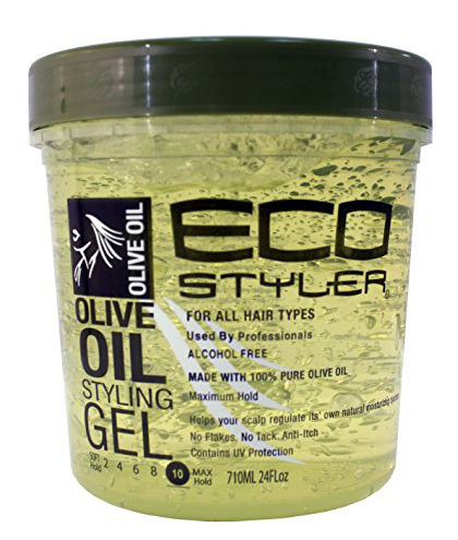 eco styler olive oil styling gel on natural hair eco styler olive styling gel 24oz 1 saneza 3900 | Eco Styler Olive Oil Styling Gel 24oz
