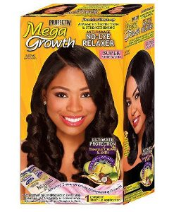 Profectiv Mega Growth No Lye 1 Touch Relaxer Kit Super