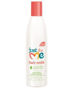 Just for Me Natural Hair Milk Cream Cleanser